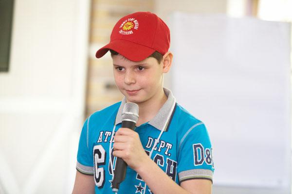Тимофей Бурда приглашает на мероприятия Junior Gen в период проведения летнего ивента в Одессе