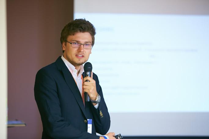 Александр Михайленко, лидер NextGen FBN Ukraine