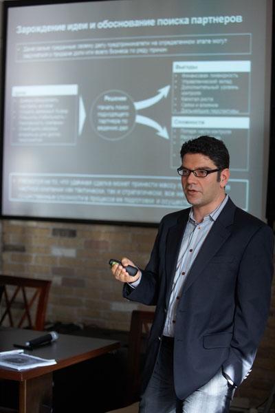 Вадим Маргулис, президент фонда JGM Group (США)