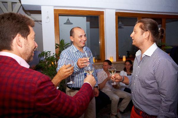 Вечер в ресторане Fratelli, открытом семьей Ставницеров