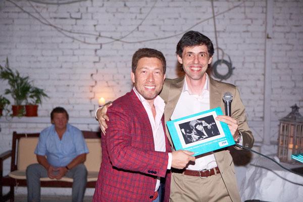 Андрей Здесенко и Владислав Бурда