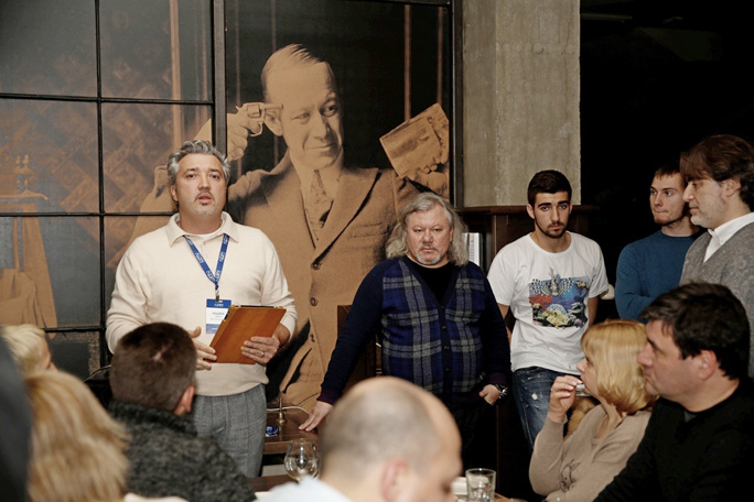 Вадим Гакало рассказал о своем опыте франчайзинга
