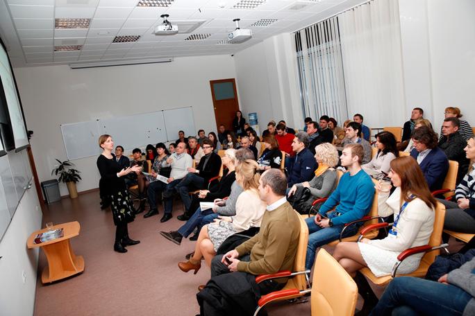 Знакомство с Украинским католическим университетом