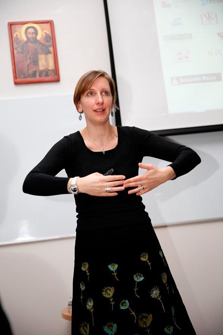 София Опацкая, исполнительный директор Львовской бизнес-школы