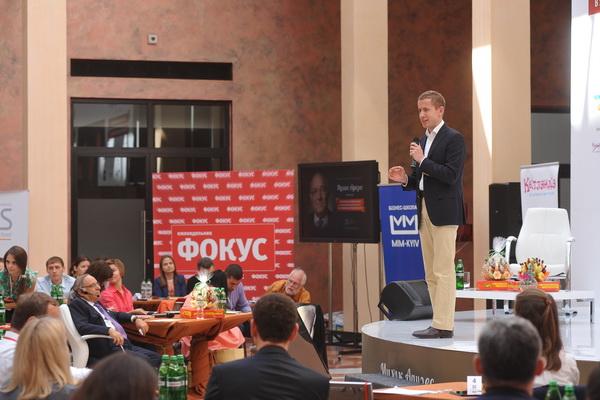 Модератор мастер-класса – Филипп Гузенюк, бизнес-консультант Сore Business School