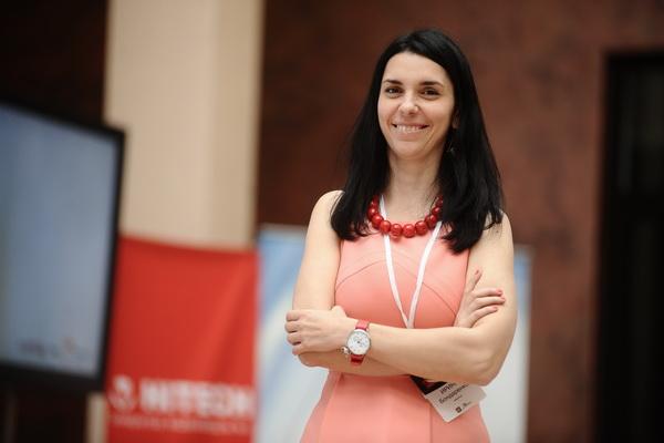 Ирина Бондаренко, управляющий директор IdeasFirst, организационный директор FBN Ukraine