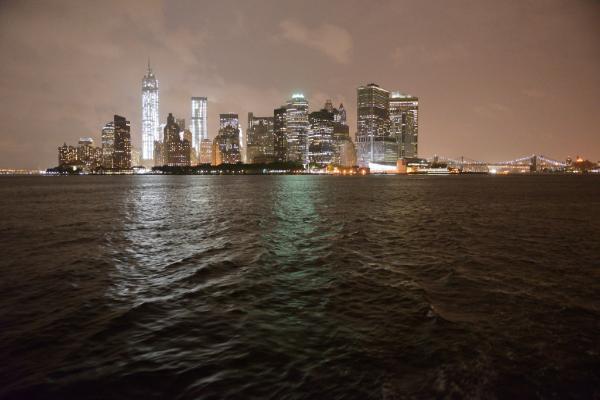 Прогулка вокруг Манхеттена и острова Свободы