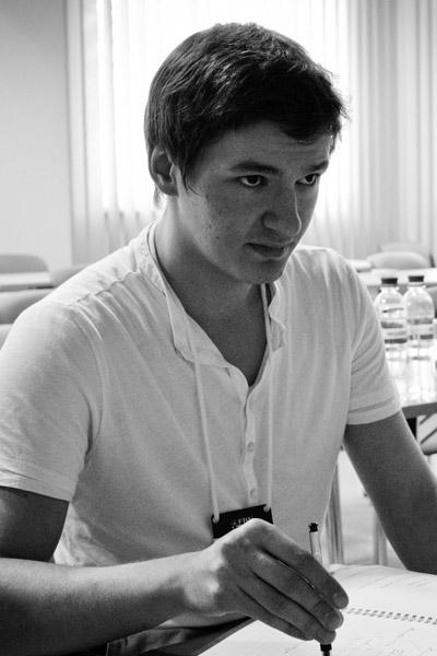 Сергей Довбуш