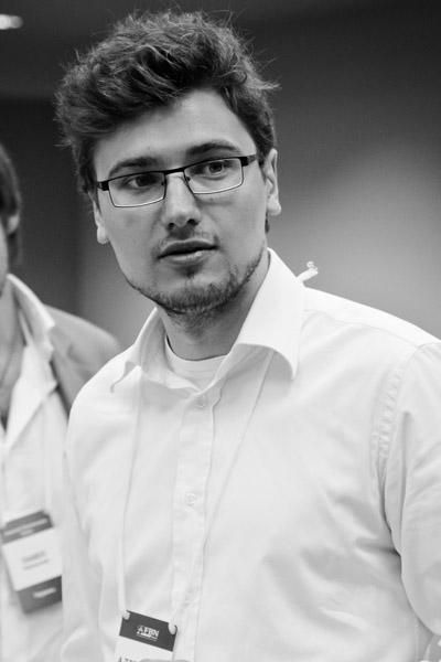 Александр Михайленко, лидер NextGen в Украине