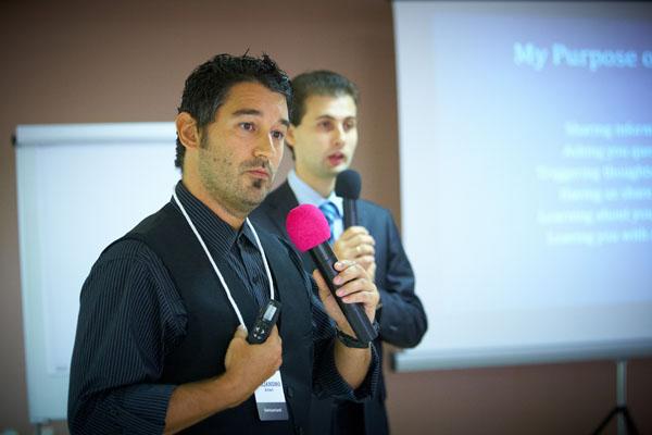 Алехандро Альтиери, ведущий коуч института IMD (Швейцария)