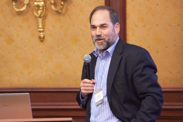 Ягев Бен-Ицхак, ведущий мастер-класса «Форум как средство личного и профессионального развития» на восьмом ивенте FBN Ukraine