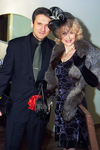 Сергей Верминский и Наталья Лимонова