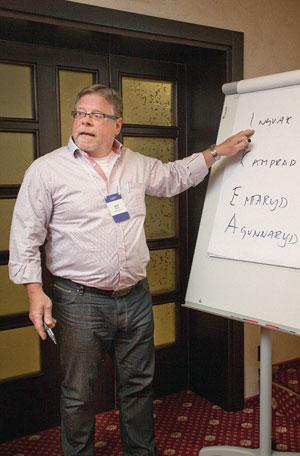 Гость форума из Швеции — Пер Фальк
