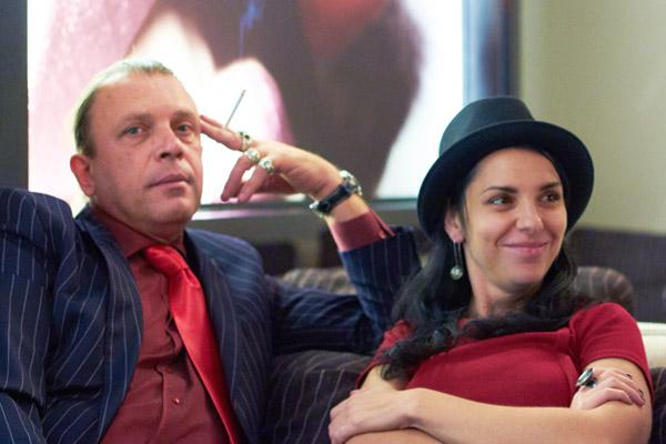 Юрий Зонюк и Ирина Капуста