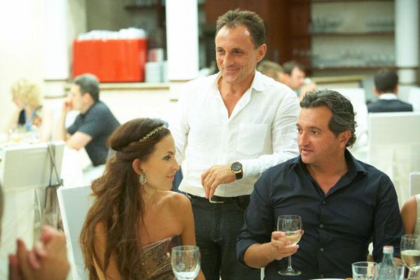 Ужин участников Ассоциации традиционно прошел в ресторане «Колумбус»