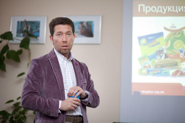 Андрей Здесенко, генеральный директор корпорации «Биосфера»